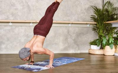 Les hommes au yoga !