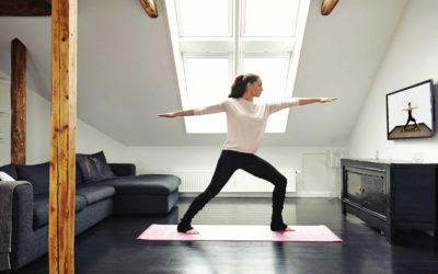10 conseils pour débuter le yoga en ligne