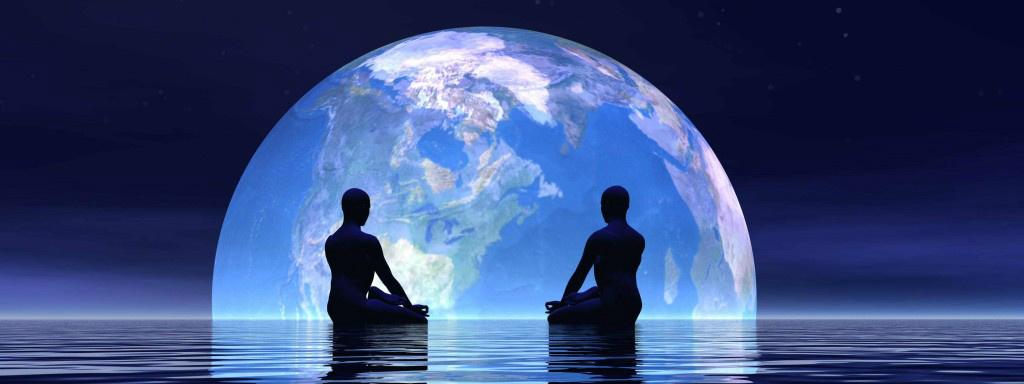 Méditation bleue : le principe de l'overview effect
