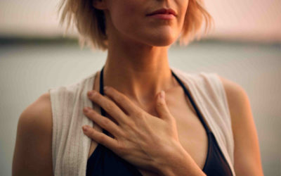 Infographie : les bienfaits du yoga sur le corps