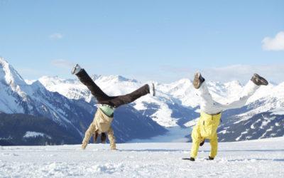 4 astuces zen pour les sports d'hiver