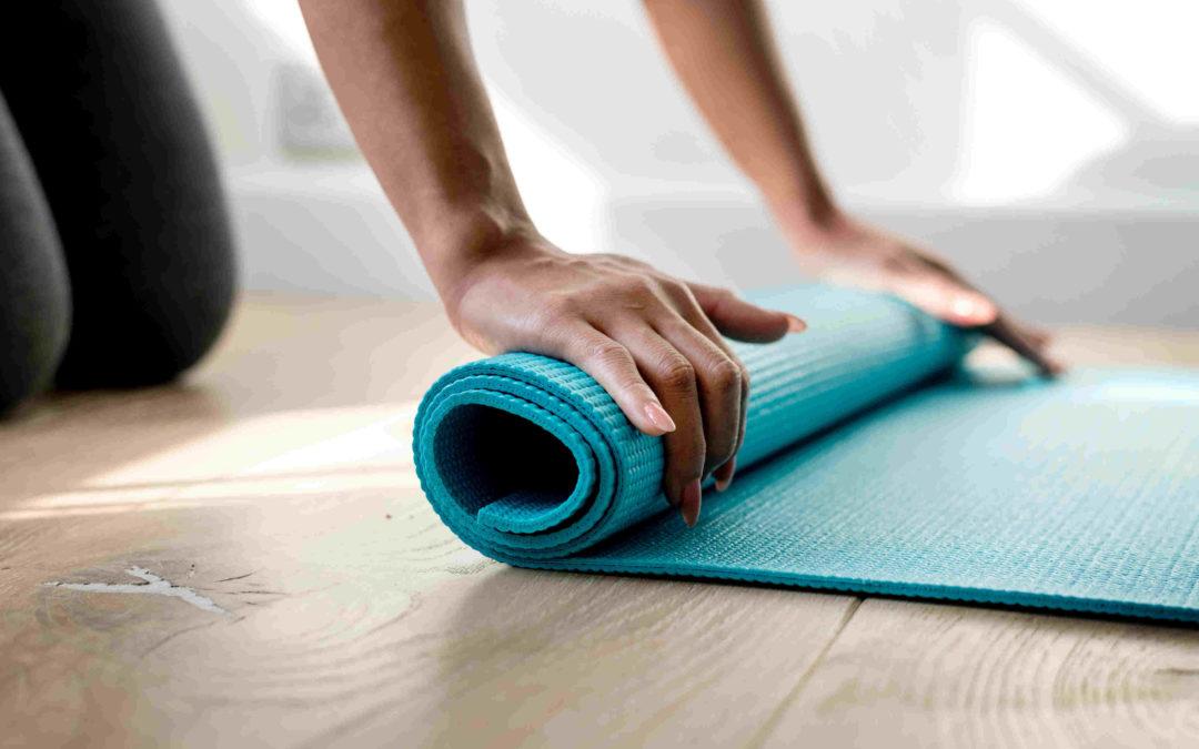 Comment choisir mon tapis de yoga ?