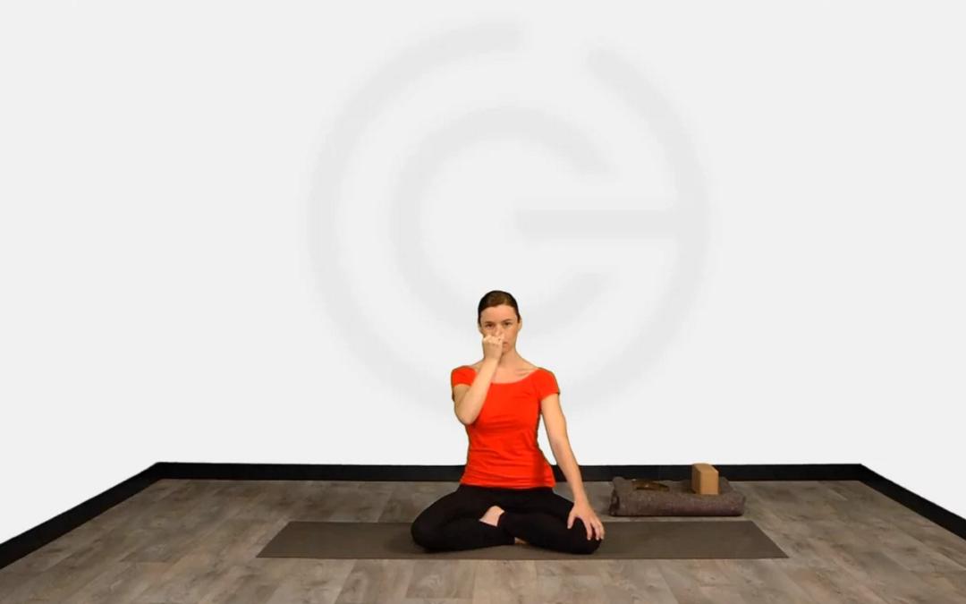 Respiration Nadi shuddhi – Equilibre et stabilité