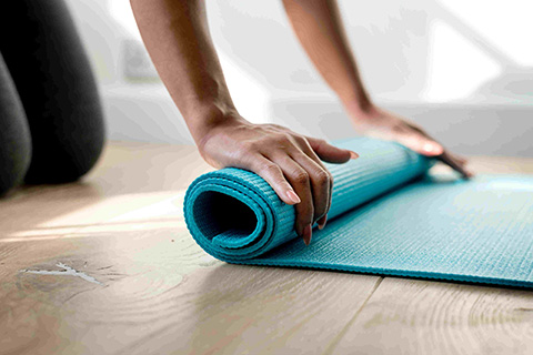 Yoga: comment s'équiper?
