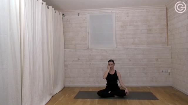Yoga et escalade #2 : respiration pour l'équilibre et la concentration