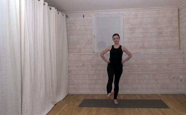 Yoga et escalade #1 : échauffez-vous !