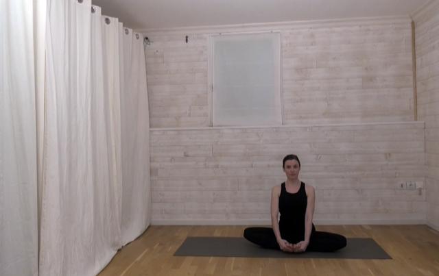 Yoga et escalade #4 : étirez-vous !